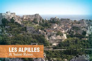 Alpilles et Saint Remy