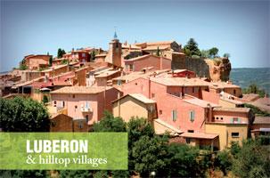 Le Luberon et ses villages perchés