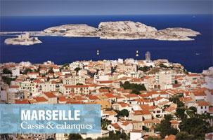 Marseille et Cassis